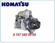 Стартер Komatsu pc300 0-23000-3341