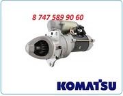 Стартер на бульдозер Komatsu d40 600-813-2243