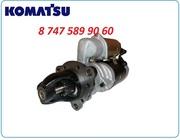 Стартер Komatsu pc410 0-23000-7751