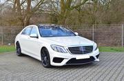 Сдаю в прокат роскошный седан Mercedes-Benz S600 W222 Long в городе Ас