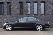 S-Klass к Вашим услугам. Mercedes-Benz S600 W221 long прокат в городе