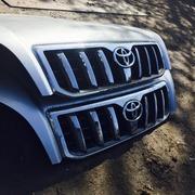 запчасти на Toyota Land Cruiser Prado 150 120 95