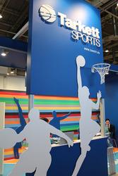Купить спортивный линолеум Таркетт Exel