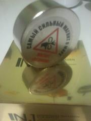 продам неодимовый магнит усиленной мощности 55-25  в контейнере