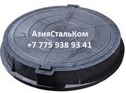 Полимерно-песчаные люки  в Алматы