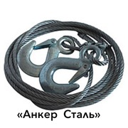 ГОСТ 2688-80: трос (канат) стальной ЛК-Р двойной свивки с органическим